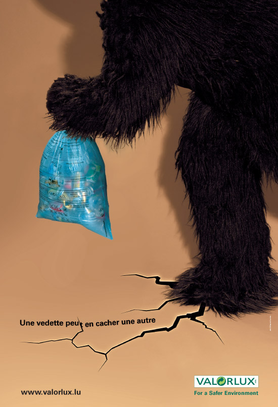 Valorlux King Kong top topical ad