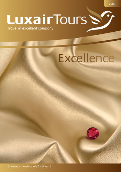 LuxairTours Excellence Brochure