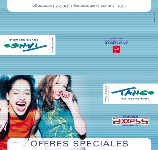 Tango and BCEE leaflet